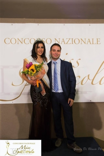FRANCESCA FRASI - MISS SPETTACOLO 2017 - Miss Spettacolo